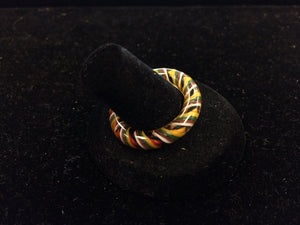 Collab Rings by Marni Schnapper and Harold Cooney (Assorted Colors)