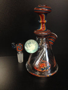 Mini Beakers 14mm Female By HP Love Glass