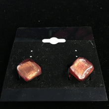 Load image into Gallery viewer, Glass Earrings by Kensy (Various Styles)
