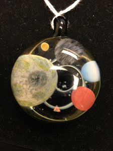 Planetary Pendants by CRG