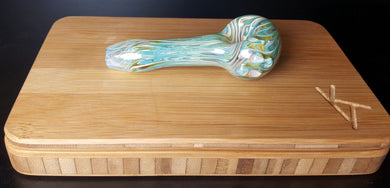 Wrap N Rake Spoon by CoCo Glass