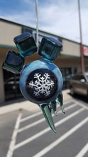 Load image into Gallery viewer, Frozen Snow Pendant by Hic Dogg & Steve H