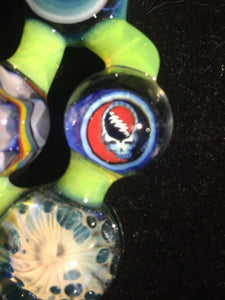 Steal Your Face Self Collab by Wolfgang Puff