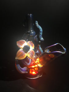Floral Pendant Rig by Aymie & Joe Blow