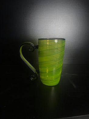 P4P Lemon Lime Mug by Daveycakes & Fire Spider