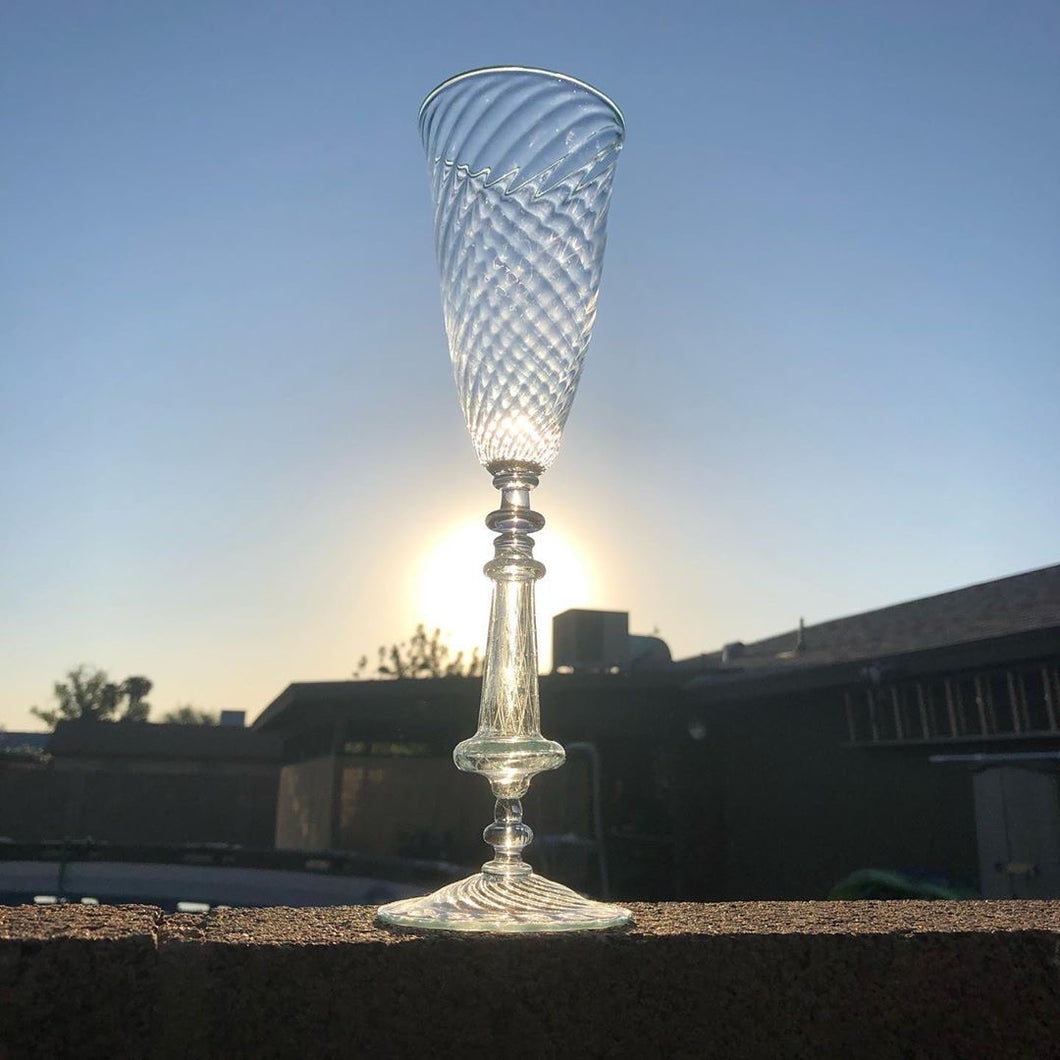 Contrax UV Retticello Goblet by Billy the Kid
