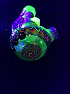 Rainbow Illuminati Opal Spoon by HP Love