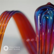 Load image into Gallery viewer, Mai Tai Pink by Trautman Art Glass