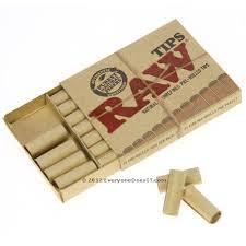 RAW Rolled Tips