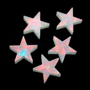 White Star Opals by Profound Glass