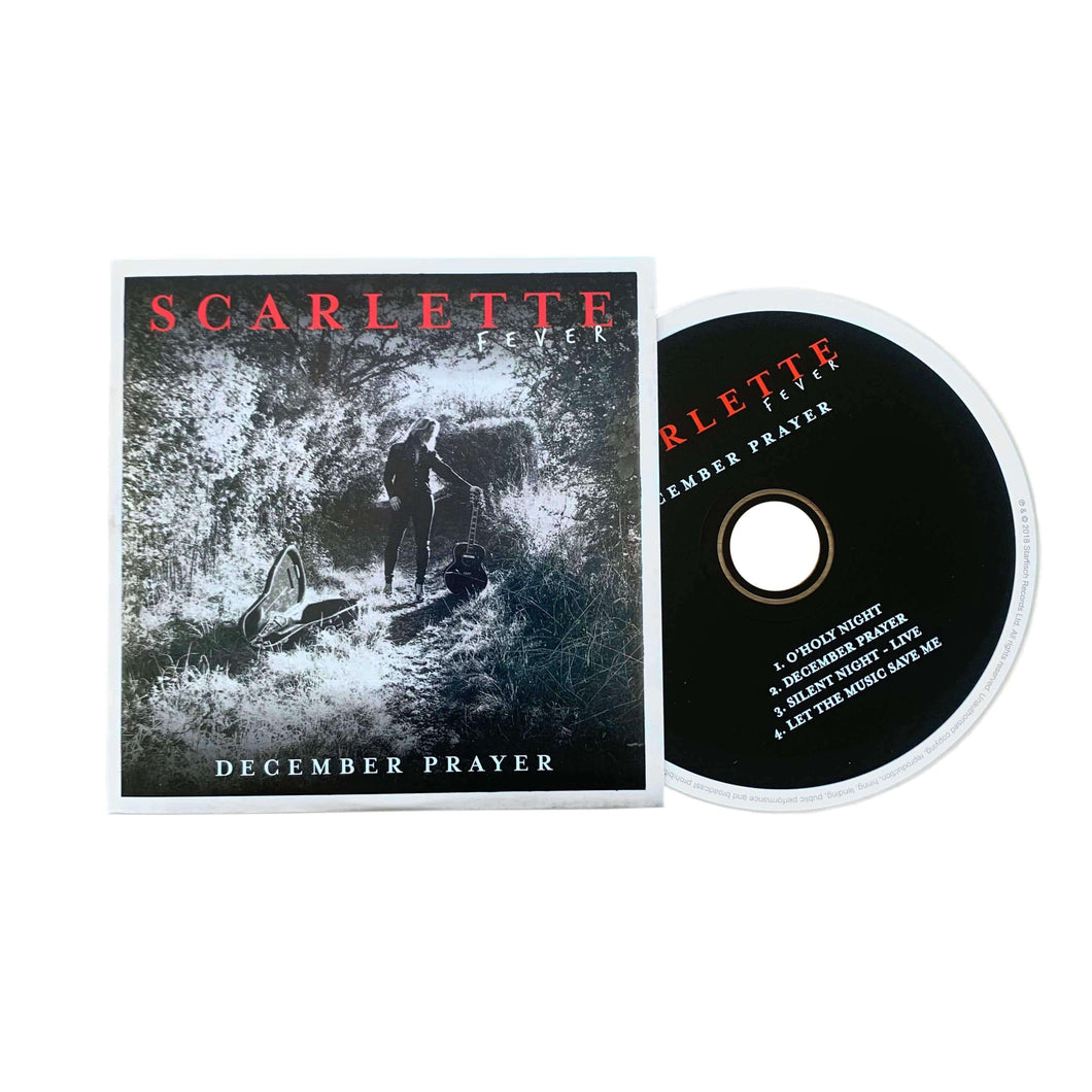 December Prayer CD (Physical)