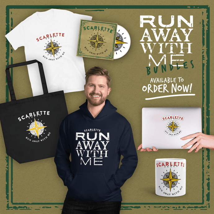 Run Away With Me Rockstar Bundle