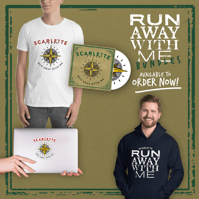 Run Away With Me Busker Bundle