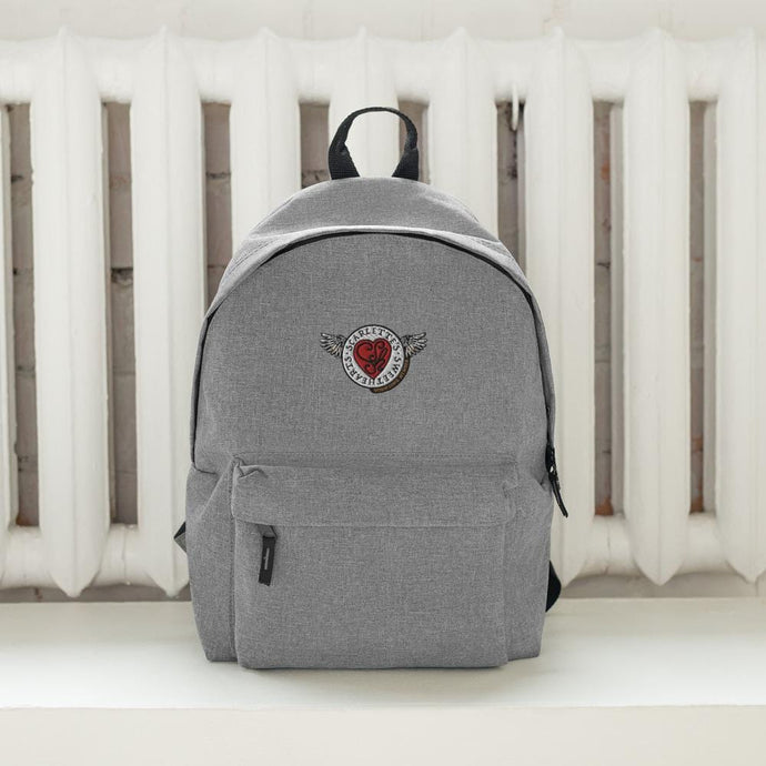Scarlette's Sweethearts Special Edition Founders Embroidered Backpack