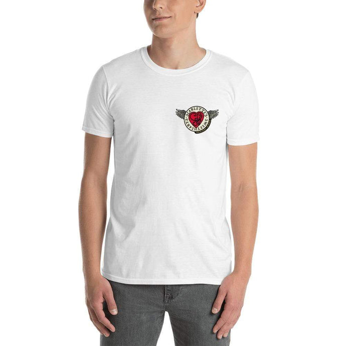 Scarlette's Sweethearts Special Edition Founders Unisex T-Shirt (White)
