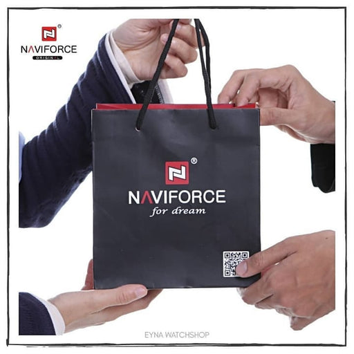NAVIFORCE GIFT PAPER BAG - TlbatkShop | طلباتك شوب ® Official Site