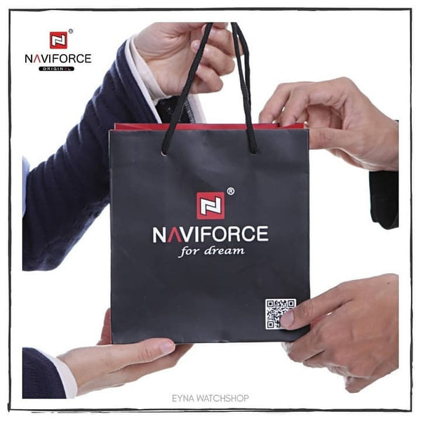 NAVIFORCE GIFT PAPER BAG
