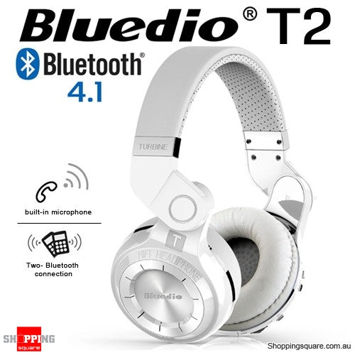 Bluedio T2+ WT Bluetooth stereo headphones