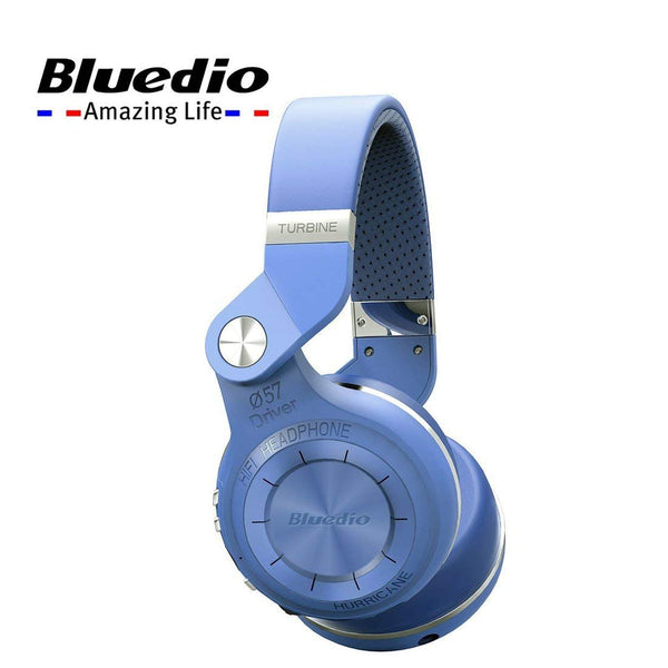 Bluedio T2+ BBluetooth stereo headphones