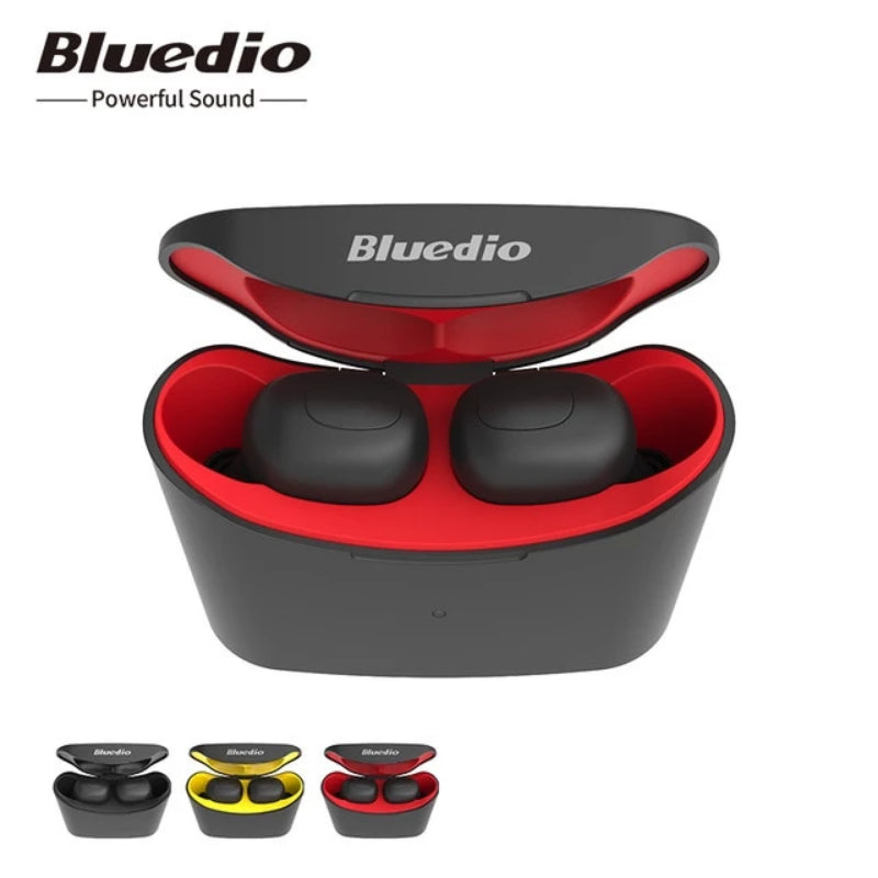 Bluedio T-elf  earbuds Bluetooth 5.0
