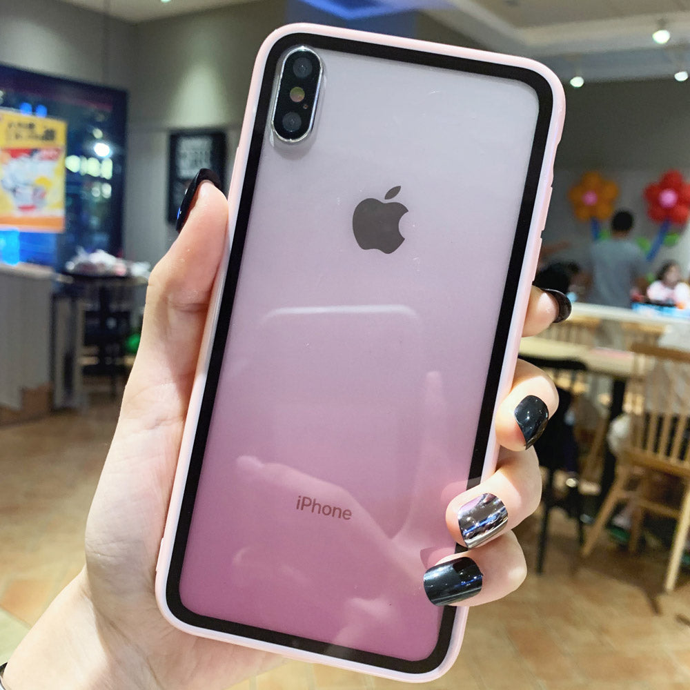 Transparent Acrylic PINK  Case - TlbatkShop | طلباتك شوب ® Official Site