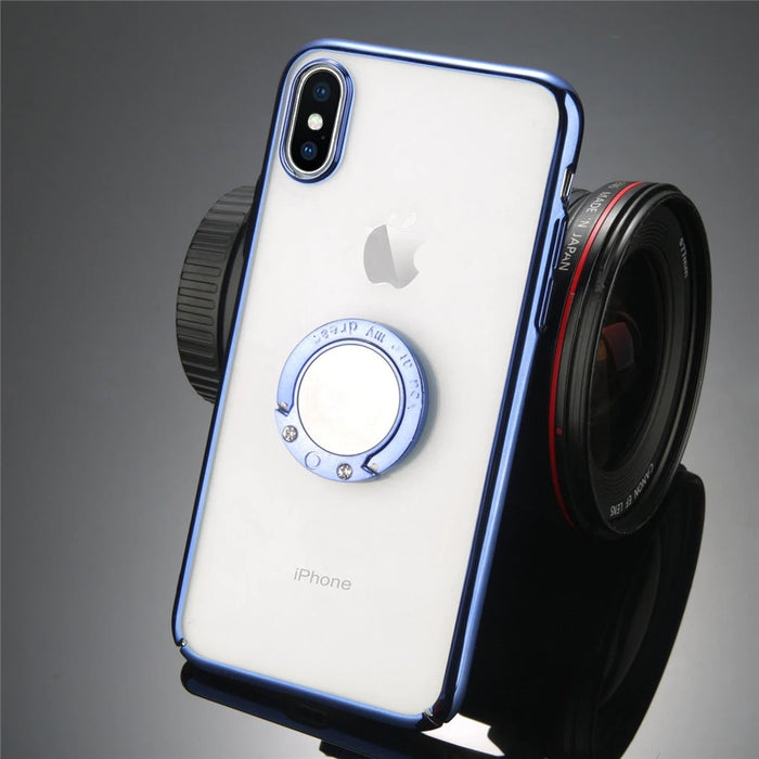 Iphone Blue magnet Case - TlbatkShop | طلباتك شوب ® Official Site