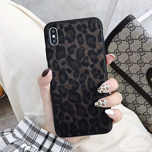 Iphone BK Winter Warm Plush Case - TlbatkShop | طلباتك شوب ® Official Site