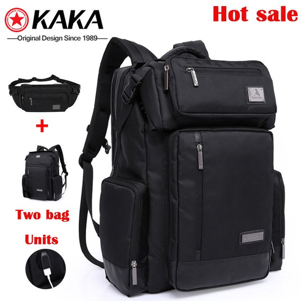KAKA 66006 with USB Black - TlbatkShop | طلباتك شوب ® Official Site