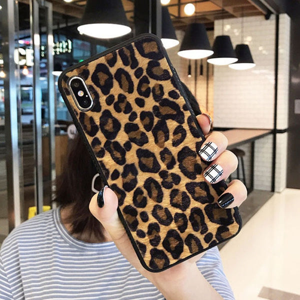 Iphone BR Winter Warm Plush Case - TlbatkShop | طلباتك شوب ® Official Site