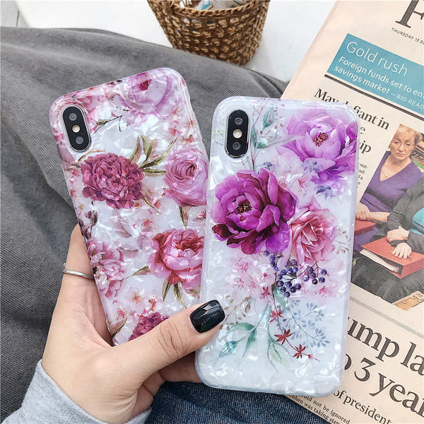 Colorful Flower Soft Phone