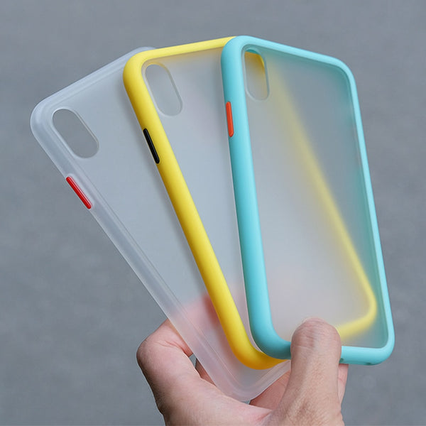 Shockproof Transparent Phone TR - TlbatkShop | طلباتك شوب ® Official Site