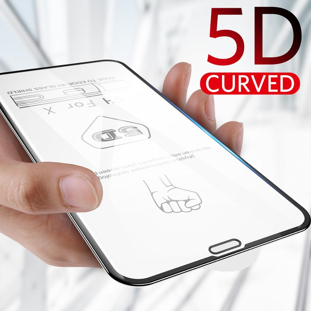 Shockproof 5D Tempered Glass Screen Protector - TlbatkShop | طلباتك شوب ® Official Site