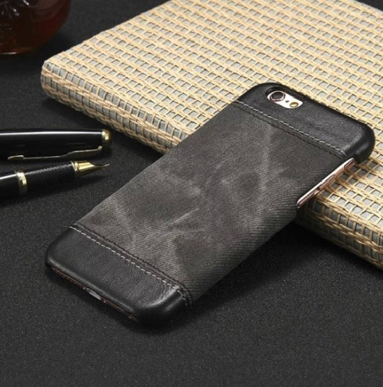 Iphone Retro Cloth Skin Leather - TlbatkShop | طلباتك شوب ® Official Site