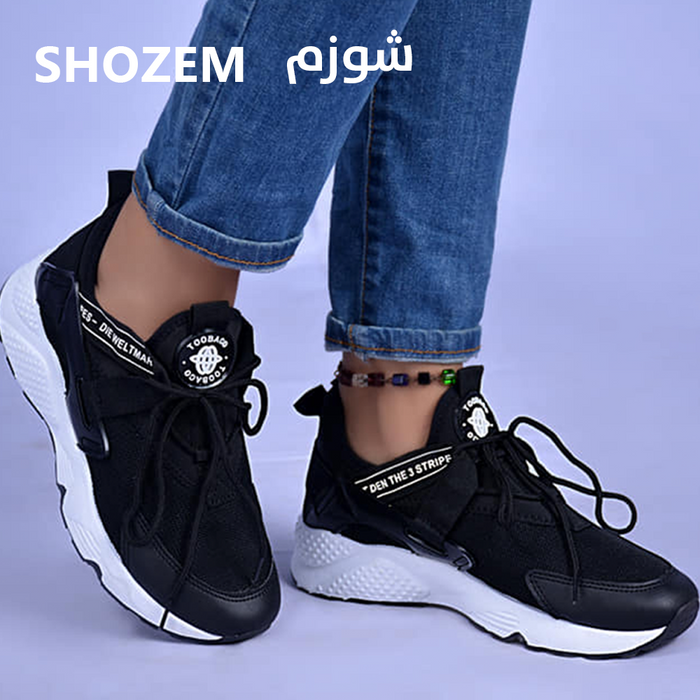 BLACK shoes for girls/women toobaco shoe