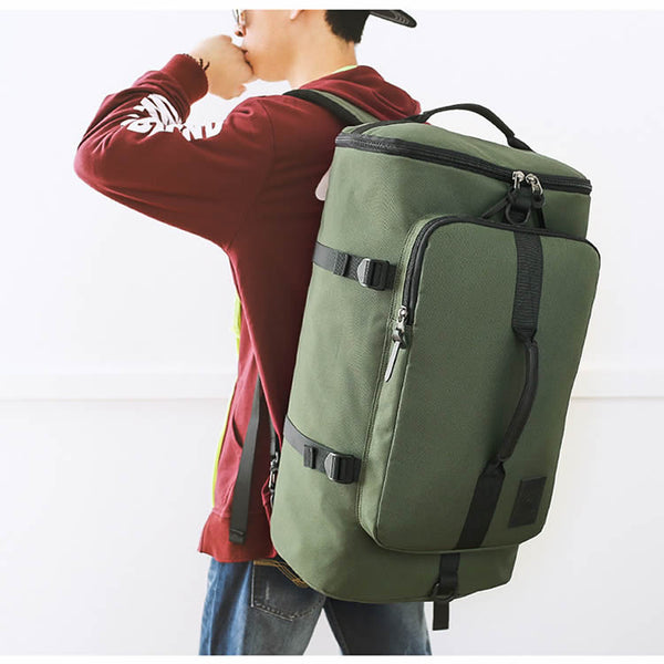 KAKA 2202 Green Travel Backpack - TlbatkShop | طلباتك شوب ® Official Site