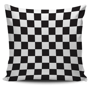 Chekerboard Pattern Pillow Cover