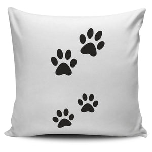 Cat Paw Pillow Cover