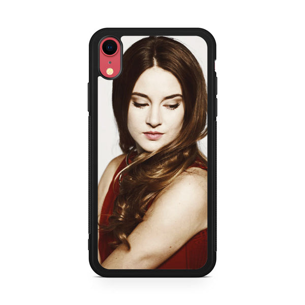 Shailene Woodley As Beatrice Prior iPhone XR Case