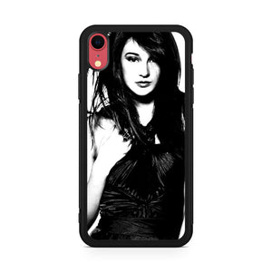 Shailene Woodley With Dress iPhone XR Case