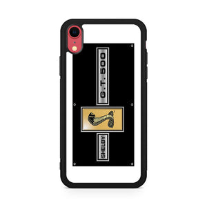Shelby GT 500 iPhone XR Case
