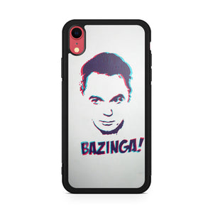 Sheldon Cooper Bazinga YG iPhone XR Case