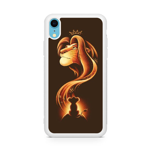 Simba The King iPhone XR Case