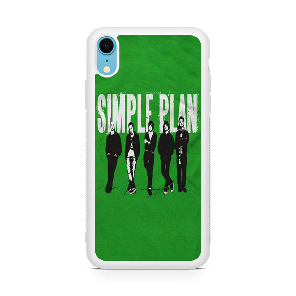 Simple Plan iPhone XR Case