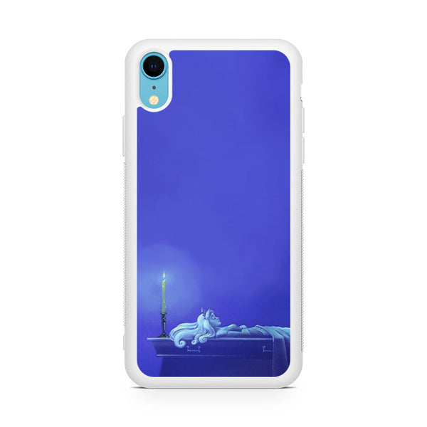 Sleeping Beauty Aurora in Bed NT iPhone XR Case