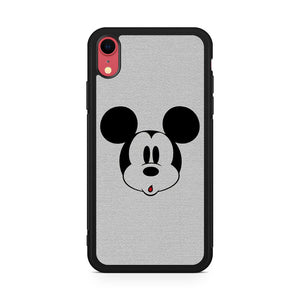 Smiling Micky Mouse (3) iPhone XR Case