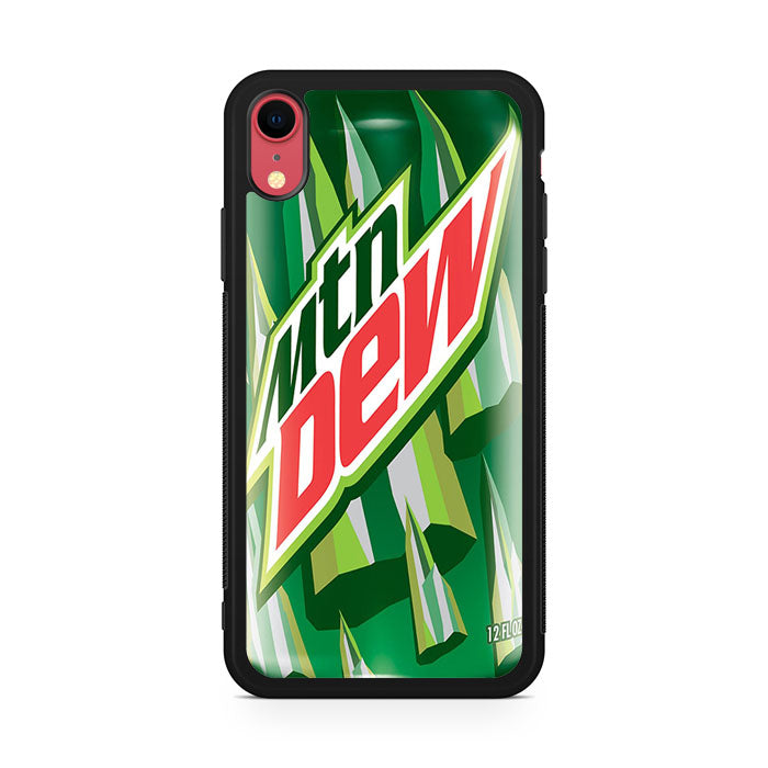 Soft Drink Mtn Dew GT iPhone XR Case