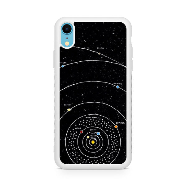 Solar System - Z iPhone XR Case