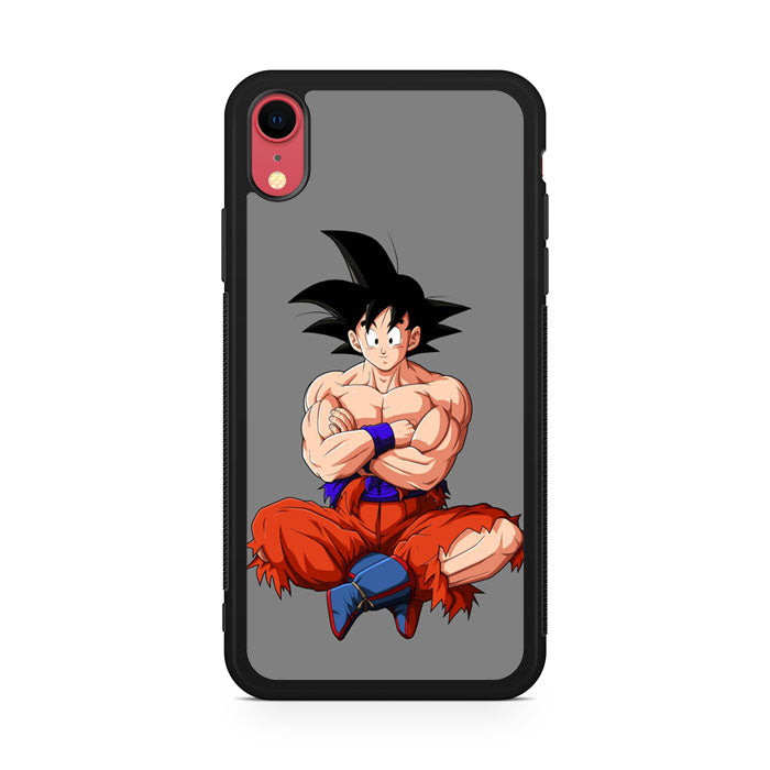 Son Goku AB iPhone XR Case