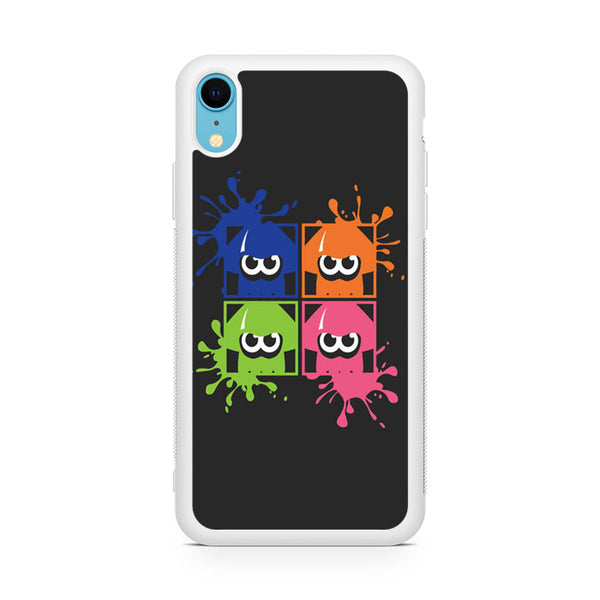 Splatoon All Colour GT iPhone XR Case