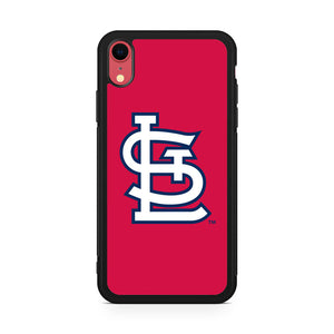 St Louis Cardinals Red iPhone XR Case